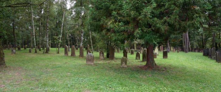Jüdischer Friedhof am Erbig