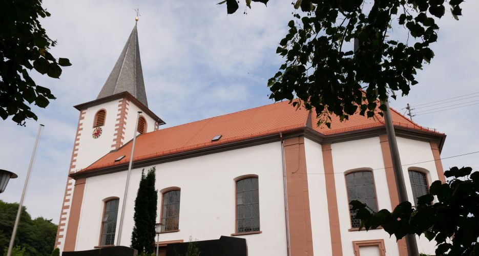 Kirche St Georg Keilberg
